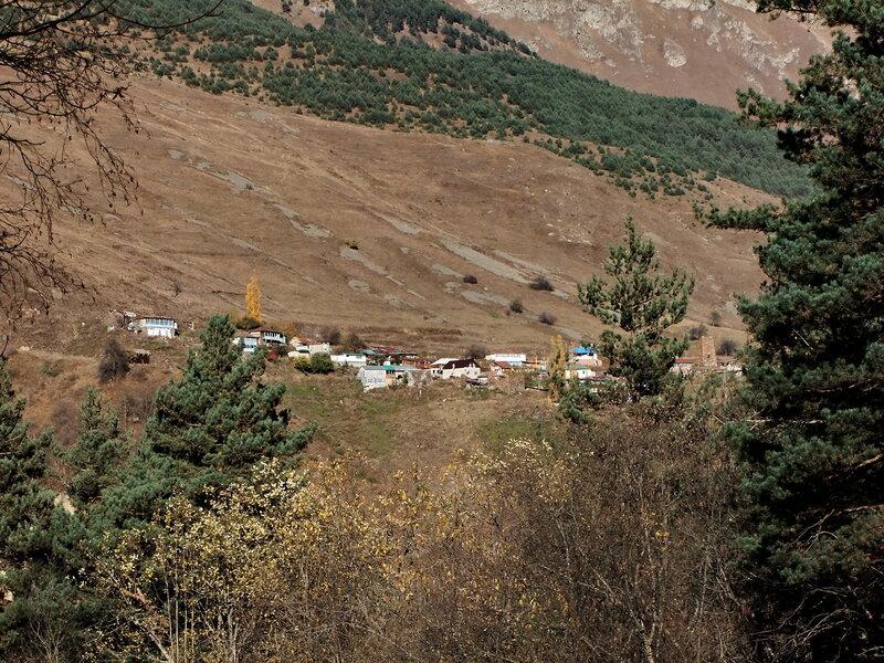 село Верхний Цей