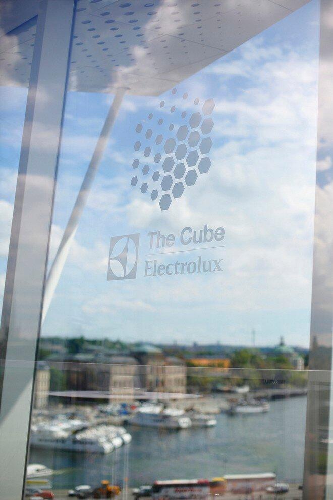 Рестораны Electrolux Cube