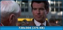 ������ ���� 007: ������ �� ����� ������� / James Bond 007: Tomorrow Never Dies (1997) Blu-Ray + BDRip 720p + HDRip
