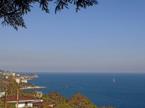 Крым,Алупка,море,море