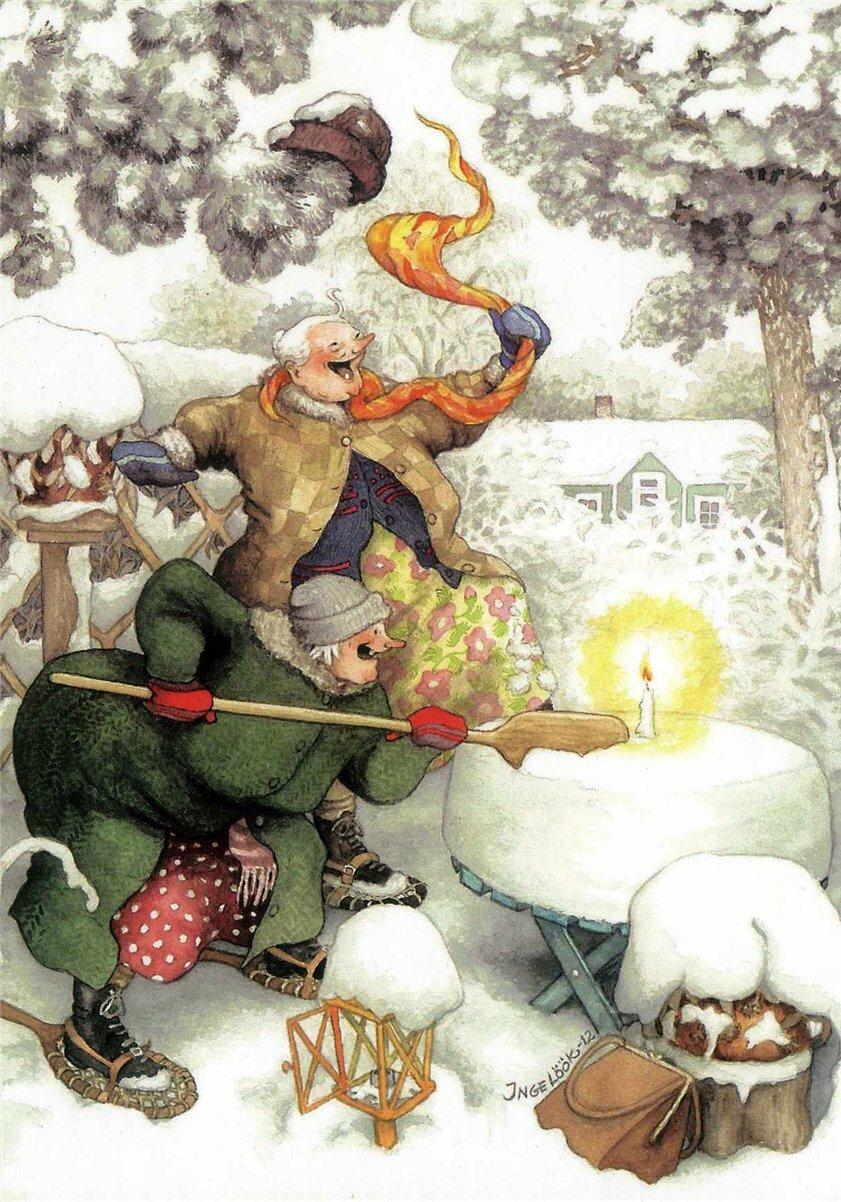 финская живопись: