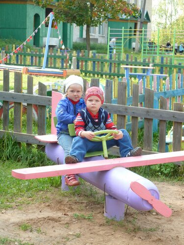 2-й младшая группа детского сада № 2