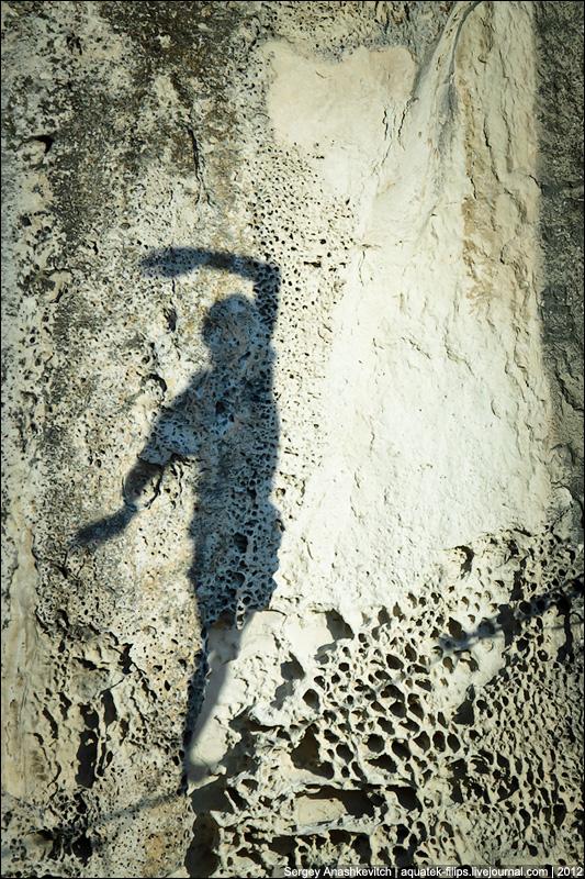 Тень хайлайнера