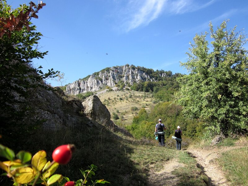 Юркины скалы 2012
