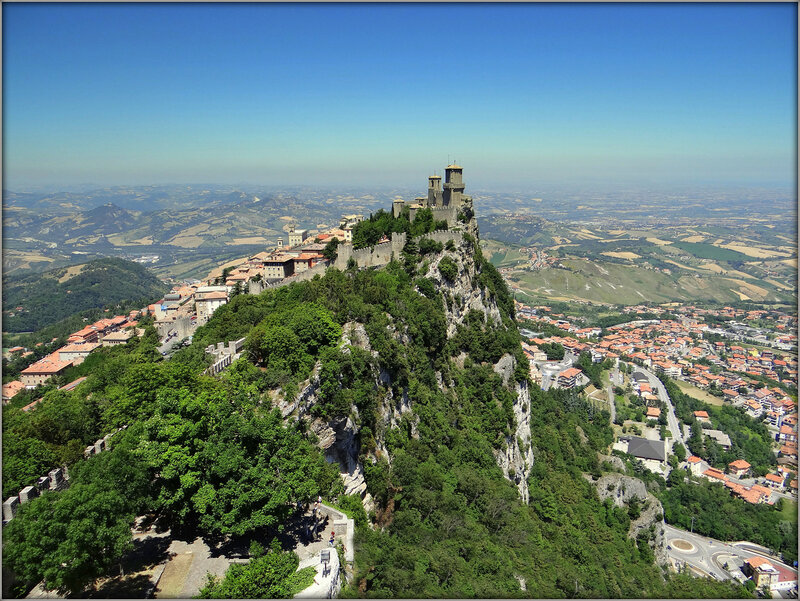 Крепости Сан-Марино