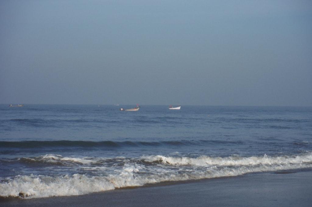 Море - море...