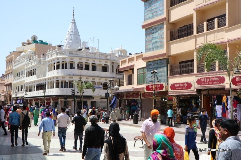 Амритсар штат Пенджаб, Индия