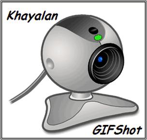 захват GIF анимации с веб-камеры