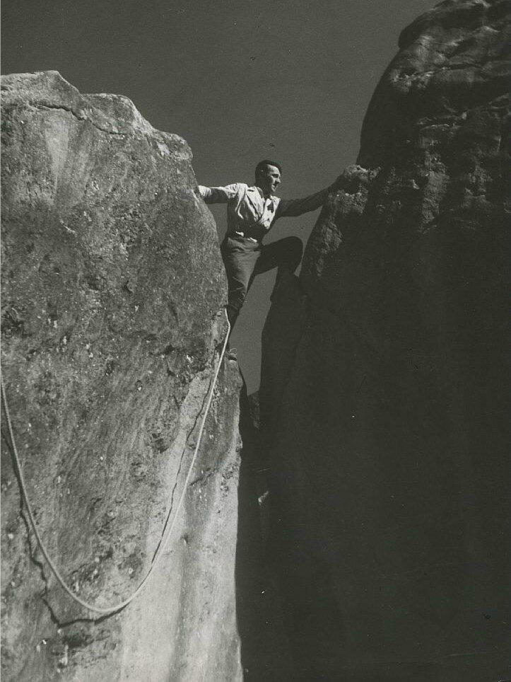 Альпинист. Савойя