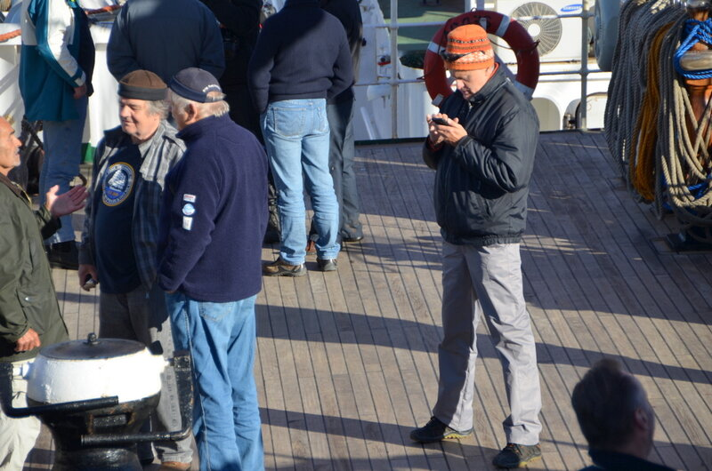 Возбуждение на корабле на руском фото 688-885