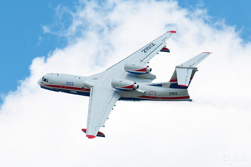 Бериев Бе-200ЧС (RF-21512) ТАНТК Бериева DSC3093