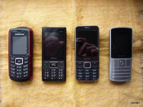 """Samsung E2370, Explay Blade, Explay Power, Philips X130 (самые """"долгоиграющие"""" телефоны)"""