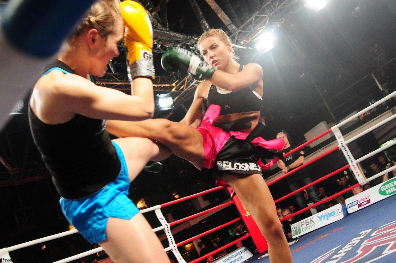 Телочки с ринга 11 фотография