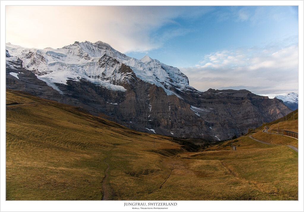 Два Швейцарских осенних дня