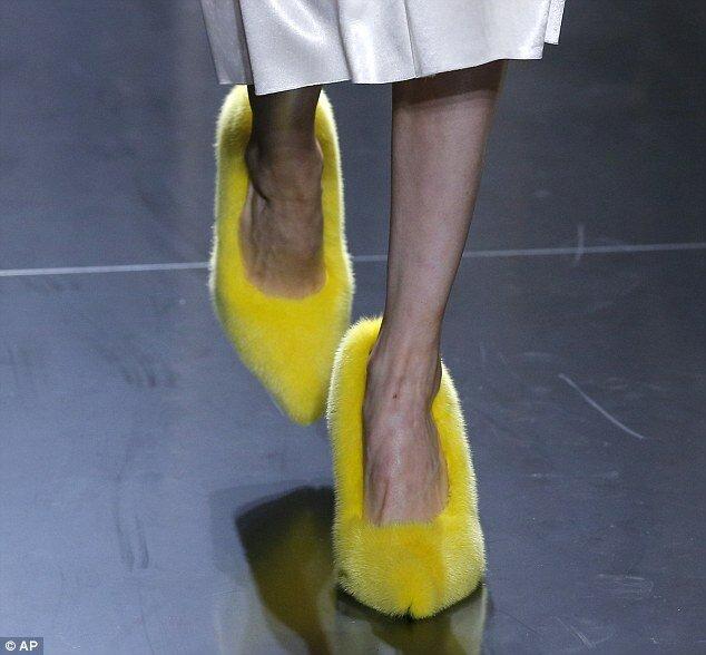 Новый модный тренд