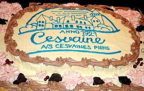 Торт с видом дворца