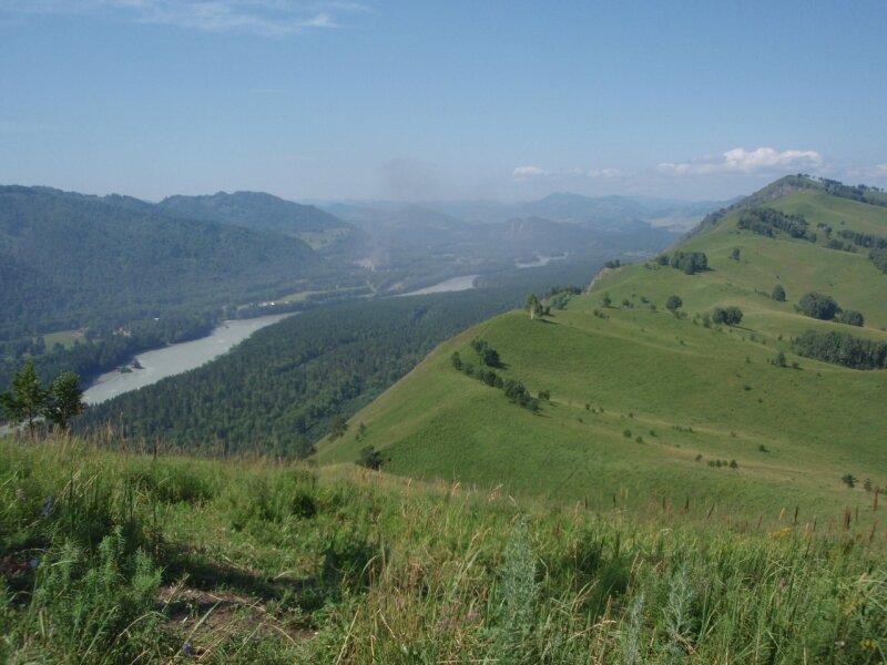 Алтай красивый край