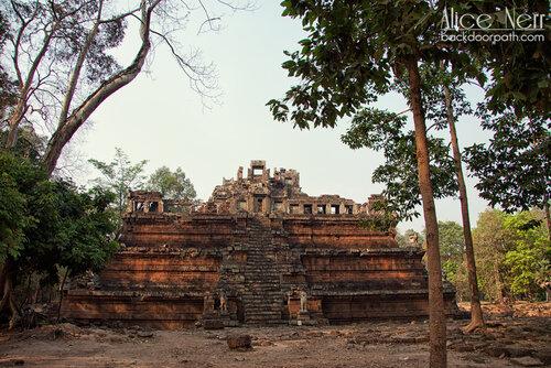 Baphuon, Angkor Thom, Angkor, Cambodia