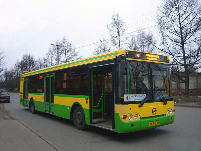 В Курске в православные праздники пустят дополнительные автобусы.  Общественный транспорт будет ходить в направлении...