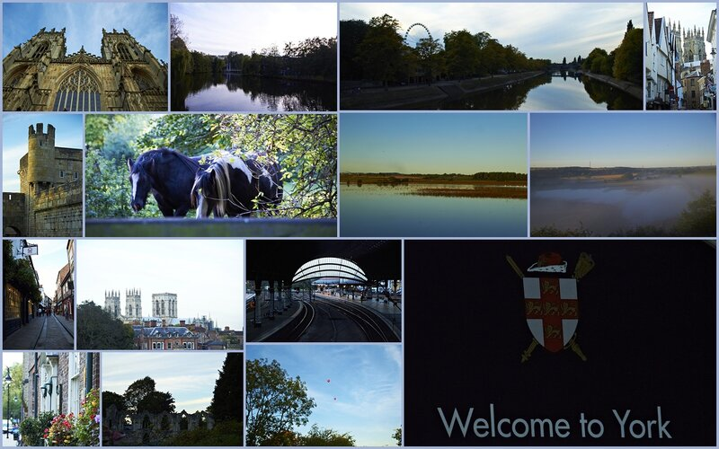 York - Collage