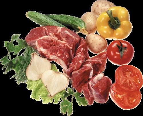 Сложные блюда из мяса диких животных
