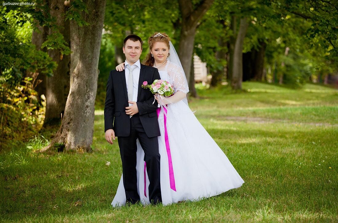 Свадьба Эмили и Александра.