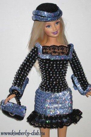 платья из бисера,платья из бисера фото,платья для кукол из бисераплатья из бисера,платья из бисера фото...