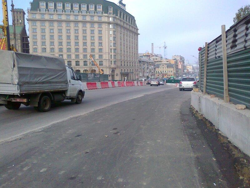 Почтовая площадь - 21.10.2012