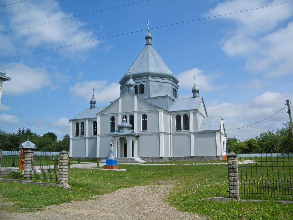 Заболотов, города Украины