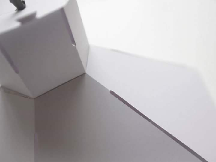 Проекты из белой бумаги: James Cropper Paper