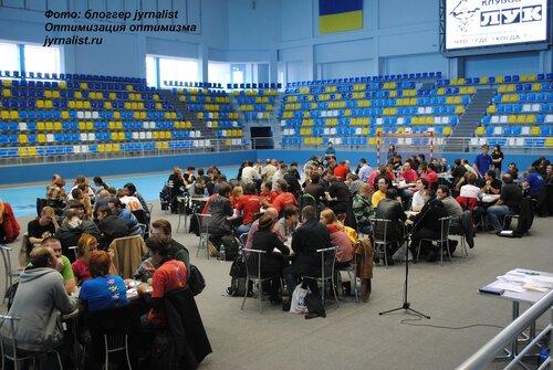 Олимпийский кубок по что где когда луганск 2012 фото блоггер jyrnalist
