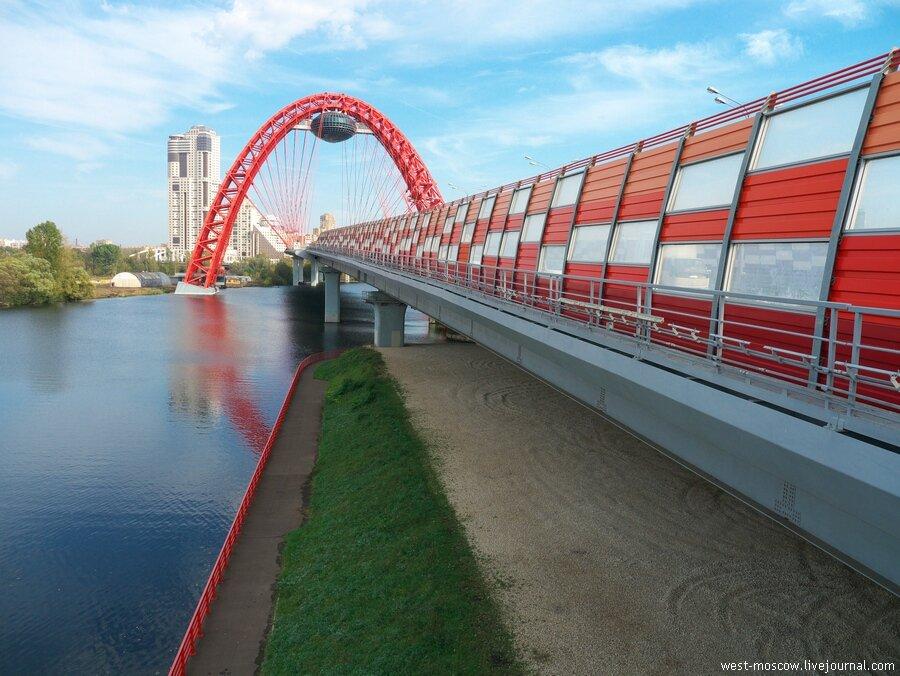 Дала на мосте в москве