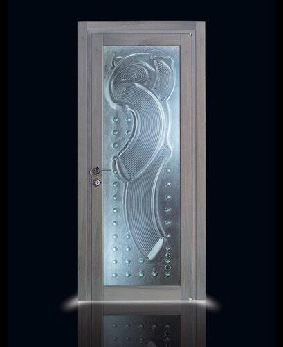 Современный дизайн дверей в квартире