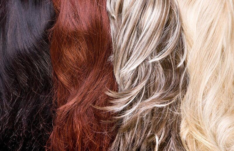 Как изменить свой тип волос