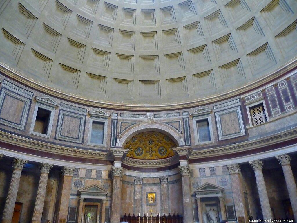 Купол Пантеона.