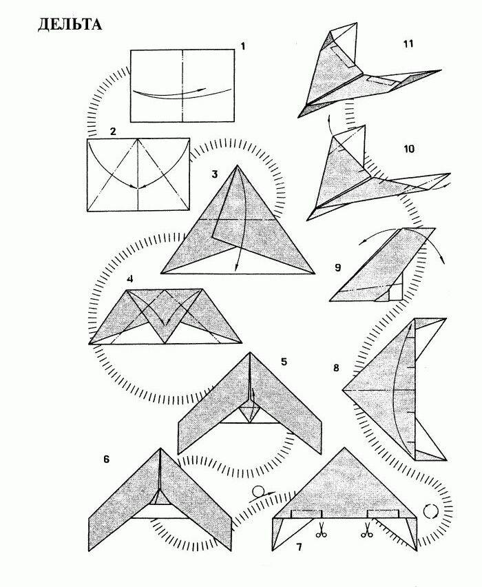 Как сделать бумажный самолетик который долго летает Корки. lol 28