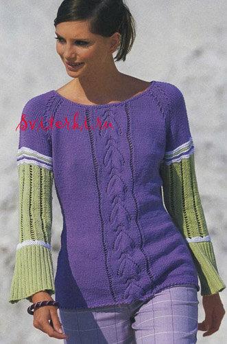 Вязание свитера женские в Видном.
