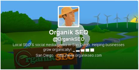 дизайн профиля twitter