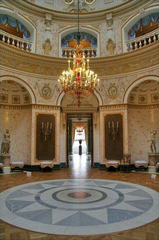 Павловский дворец, Итальянский зал
