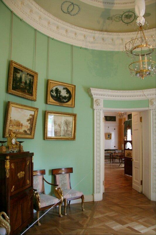Павловский дворец, жилые комнаты Марии Федоровны, Камердинерская