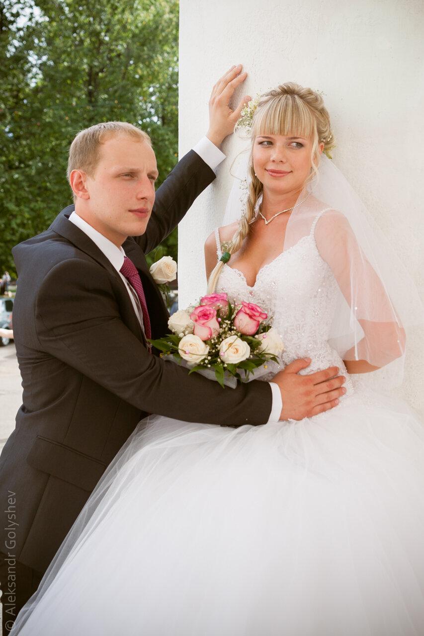 Свадьба Ани и Паши