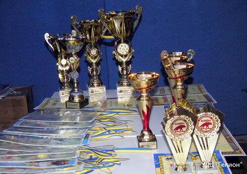 Чемпионат ЗКС. Награда и победители