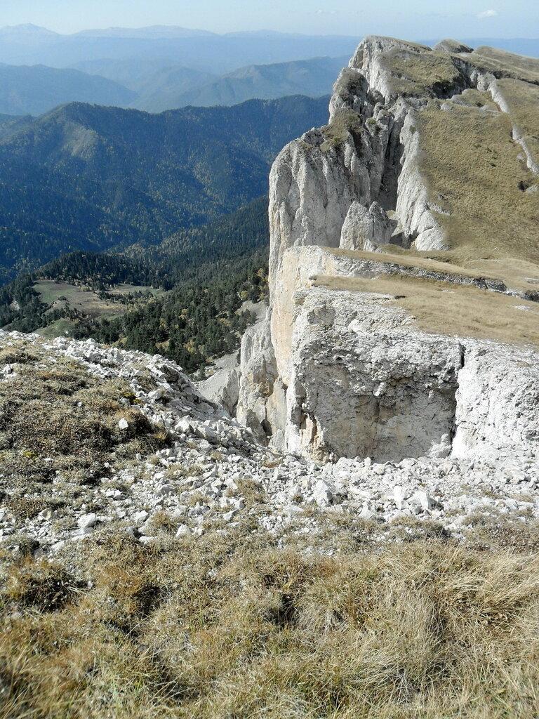 Поход на Тхач. Кавказ. Сентябрь 2012