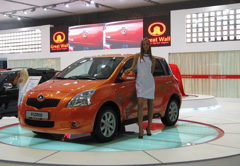китайские автомобили - Great Wall