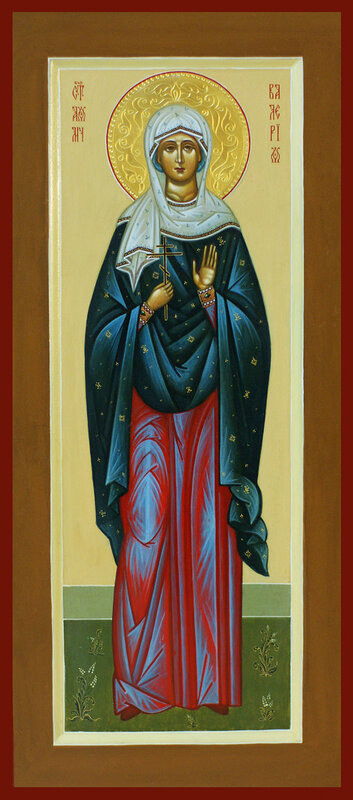 святая Валерия