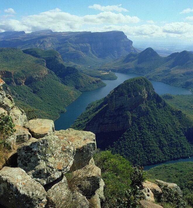 Каньон Блайд Ривер. ЮАР