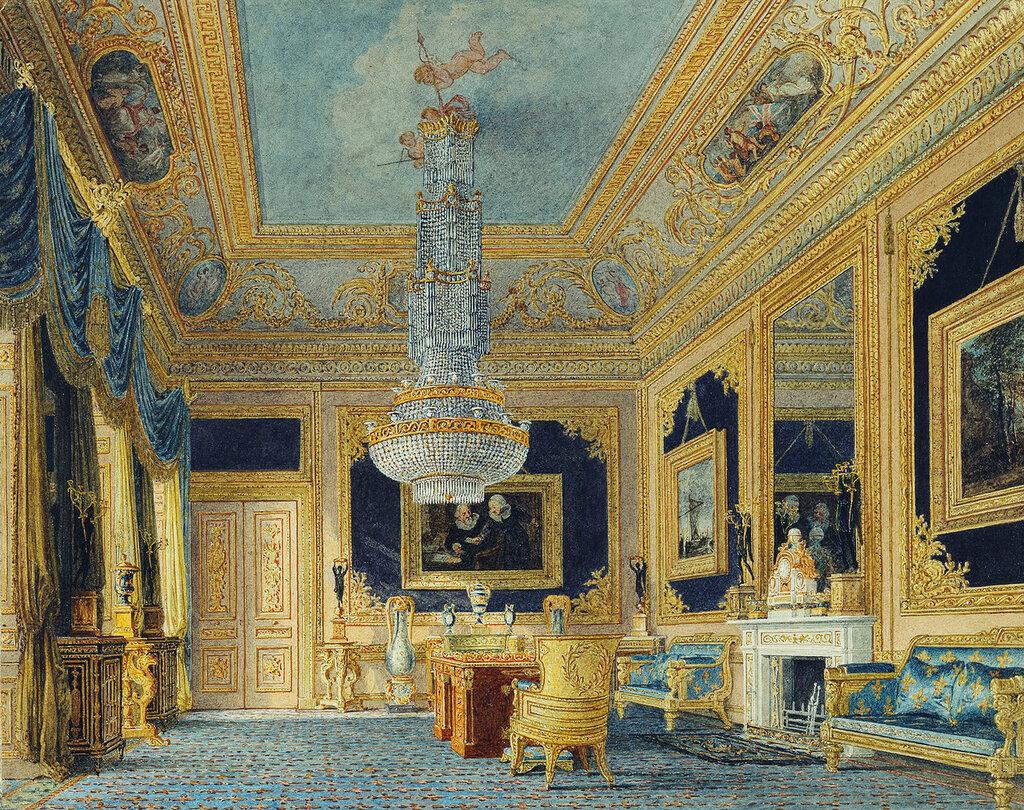 Carlton House: Голубой бархат номер  с. 1 816