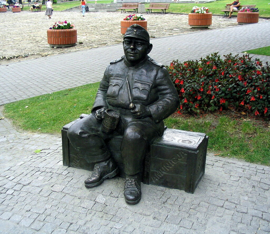 Бравый солдат Швейк в Пшемысле