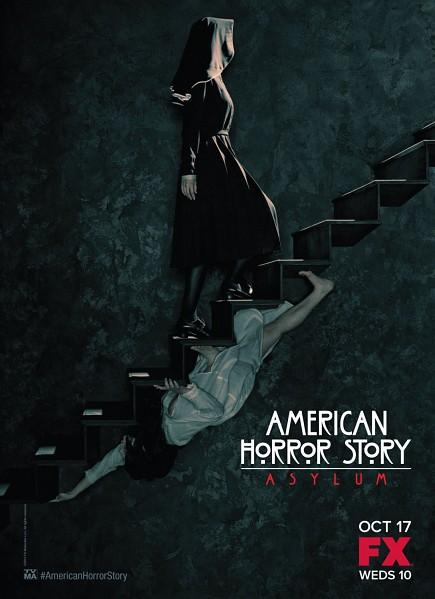 Американская история ужасов / American Horror Story (2 сезон/2012/2013/WEBDLRip)