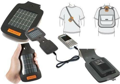 Suntrica SolarStrap W201S